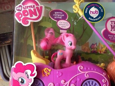 Sealed My Little Pony Pinkie Pies Rc Car