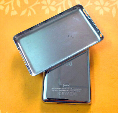 New 256GB customizing  Metal Back Case Housing Cover (thin)for ipod classic