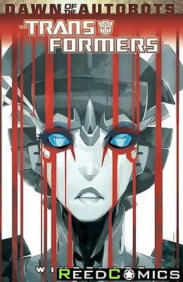 TRANSFORMERS WINDBLADE GRAPHIC NOVEL New Paperback Collects Issues #1-4