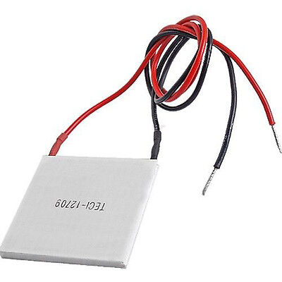 TEC1-12709 TEC Thermoelectric Cooler Cooling Peltier 136.8W 40mm Plate Module