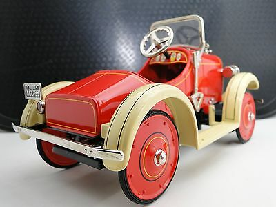 Ford Pedal Car 1920s Hot Rod A Rare T Sport Vintage Classic Midget Show Model