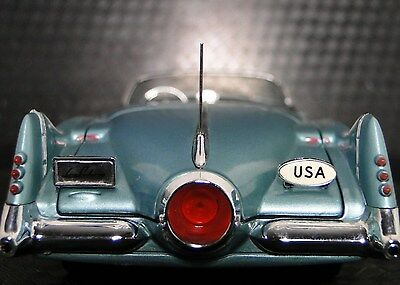 Rare Harley Earl Concept Car 1950s Classic Exotic Vintage Show Dream 1:24 GS GSX