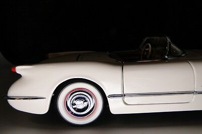 Vette 1953 Chevy 1 24 Scale Diecast Model  Car Rare Exotic Classic Sport Show S