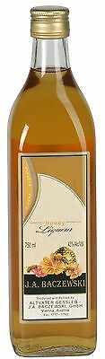 J.A. Baczewski Honey Liqueur 43.5% ALC/VOL 750mL