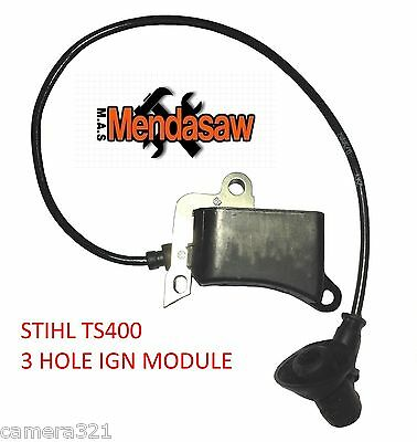 Stihl Ts400 Spare Parts 3 Hole Ignition Coil Ign Module Early Type Non Oem