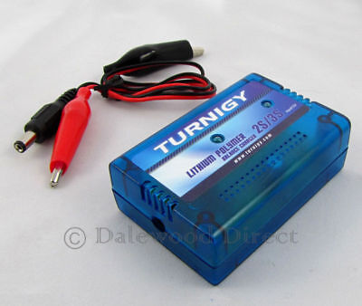 Turnigy 12v 2-3S Basic Lipo Battery Balance Charger