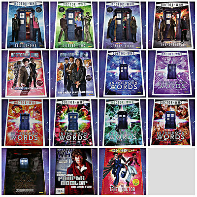 Doctor Who Magazine Special Editions