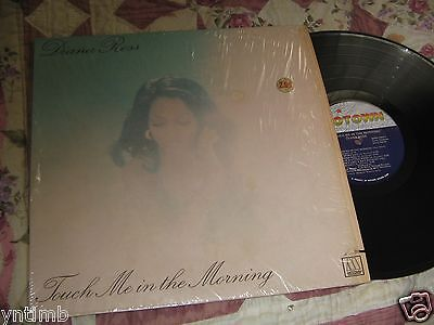 DIANA ROSS 1973 LP(MOTOWN 772)TOUCH ME IN THE MORNING