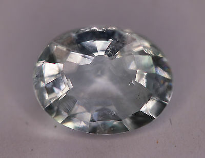 1,71 ct  Aigue Marine du Brésil