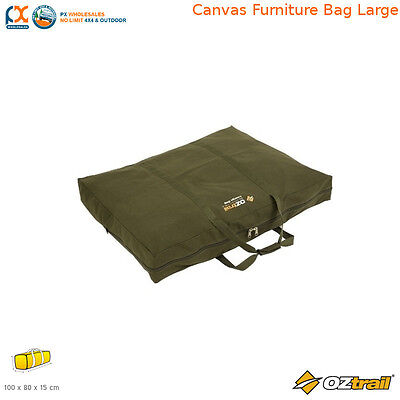 Oztrail Canvas Furniture Bag Large - BPC-FURL-D