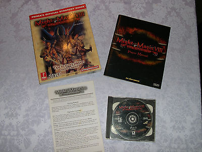 MIGHT AND MAGIC VIII 8: DAY OF THE DESTROYER - PC CD-ROM