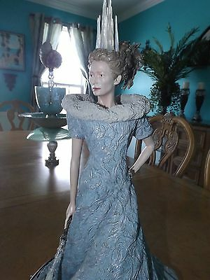 Disney Collectible Chronicles Of Narnia Jadis The White Witch Giant Figurine