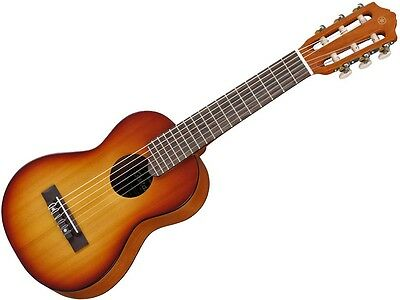 Yamaha GL1 TBS Guitalele Acoustic Guitar with Gig Bag (Tobacco Brown Sunburst)