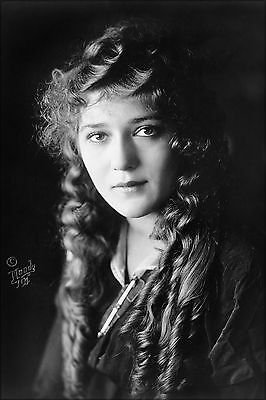 24x36 Poster; Mary Pickford  1910-1920