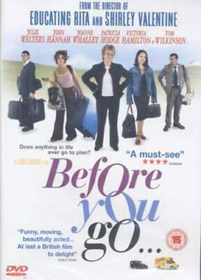 Before You Go DVD (2003) Julie Walters