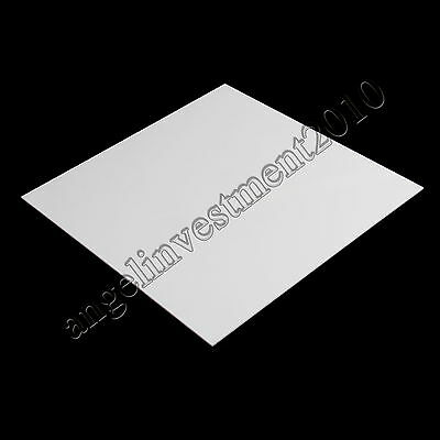 1pc 3mm New 300mmx300mmx3mm PTFE Teflon Sheet Plate White Engineering Plastic