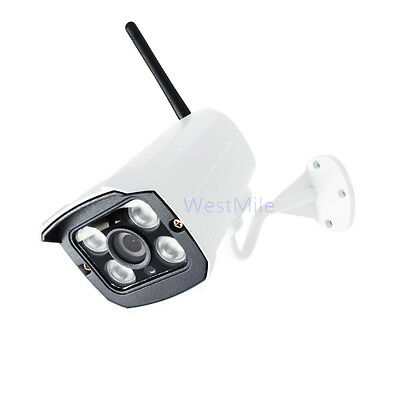 1080P HD Wireless wifi ip camera 2.0mp security onvif network nightvision bullet