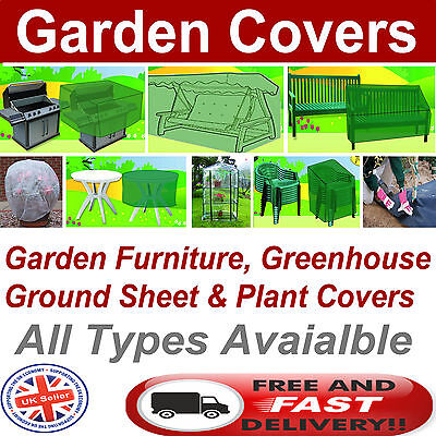Heavy Duty Waterproof Garden Furniture & All Types of Outdoor Patio UV Covers