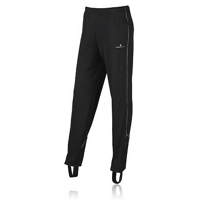 Ronhill Trackster Classic Womens Black Running Pants Outdoors Sports Bottoms New
