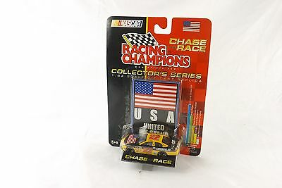 "RACING CHAMPIONS ""CHASE THE RACE"" USA UNITED WE STAND #22 WARD BURTON 1/64"