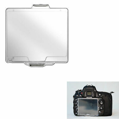 BM-14 Hard LCD Monitor Cover Screen Protector For Nikon D600 SLR Camera