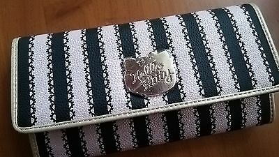 Hello Kitty Wallet Sanrio Japan RARE very cute pink and Black Not for sale