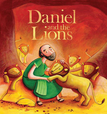 My First Bible Stories Old Testament: Daniel and the Lions, Sully, Katherine, Ne