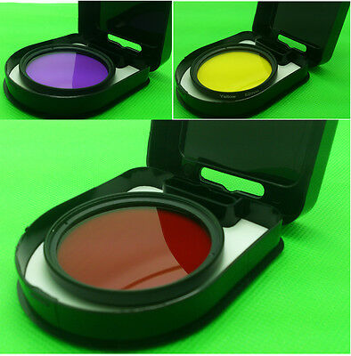 New Professional Dive 52mm Lens Filter Dive Kit for Gopro Hero3+ Accessories