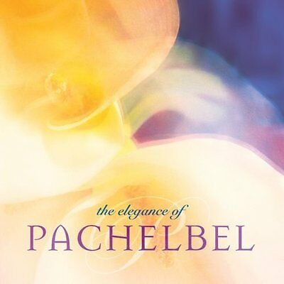 Michael Maxwell - The Elegance Of Pachelbel (CD 2005) New/Sealed