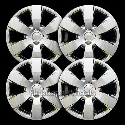 "Universal Chrome 16"" Hubcap - All Years - Set of 4 - 61137"