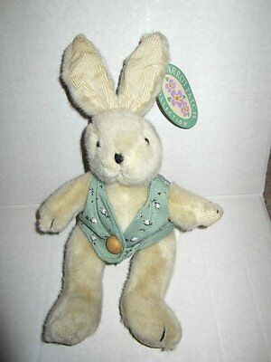 """Carrot Patch Collection Betsy Bunny Rabbit Soft Plush stuffed Animal 12"""""""