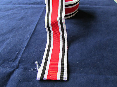 Ulster Special Constabulary Long service  medal  - Ribbon 6 inches (150mm) long