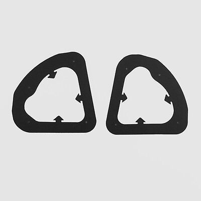 DMT HONDA IMPROVED Material 92-96 Prelude Taillight Gasket Gaskets Set Pair