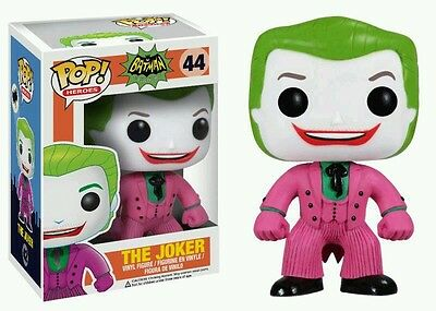 Funko PoP! Batman 1966 The Joker Vinyl Figure