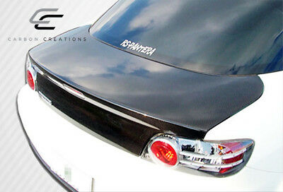 Carbon Creations Carbon Fiber RX8 OER Trunk 1 Pc For RX-8 Mazda 04-11