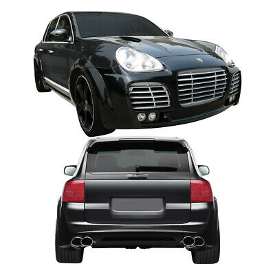 03-10 Porsche Cayenne Eros Version 1 Wing Spoiler 1pc Body Kit 108277