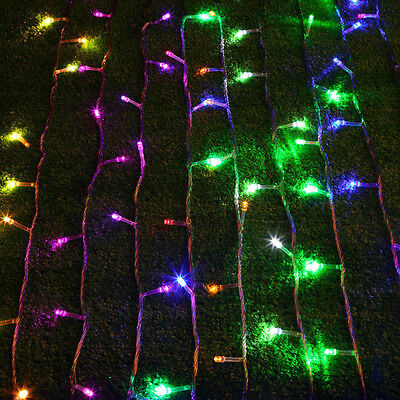 10M 100 LEDs LED Bulb Christmas Fairy Party Deco String Lights Waterproof HG