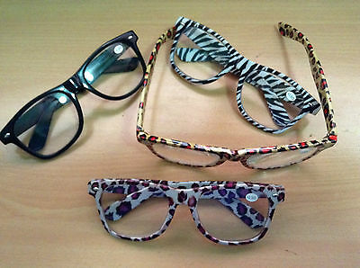 X-Farer Style Reading Glasses, Various Patterns And Colours ,various Strengths