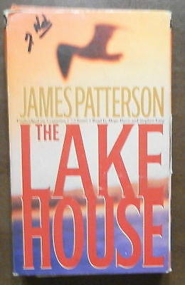 The Lake House by James Patterson (Unabridged on 5 cassettes) 2003 Thriller
