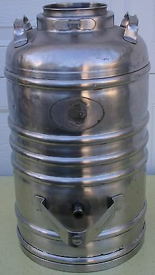 4 Gallon Stainless Thermal Insulated Tank/ For Parts Project