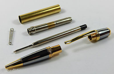 Woodturning Sierra Pen Kit / Sierra Click Pen / Sierra Pencil Kit / Bushings
