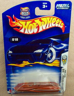 Hot Wheels - 2003 WILD THING #6/42 First Editions * M.O.M.C.*
