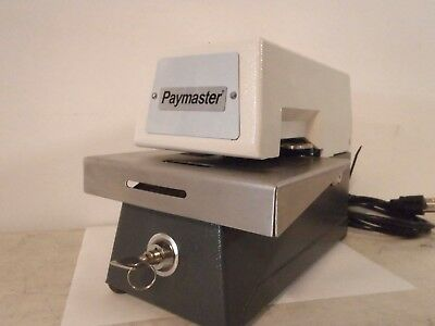 Paymaster P3 Electronic Check  and Document Signer.