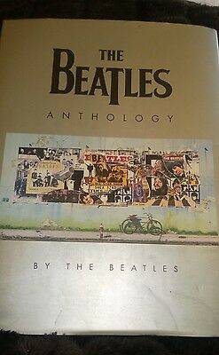 The Beatles ANTHOLOGY ~by The Beatles~Coffee Table Book