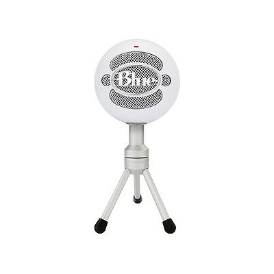 Blue Snowball Ice USB Microphone with HD Audio