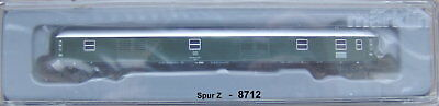 Märklin 8712 express baggage car DB #new original packaging#