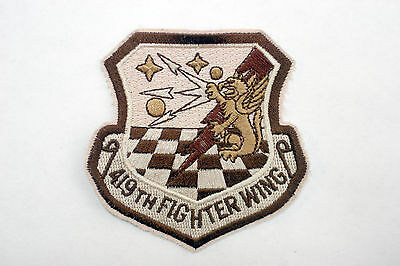 USAF 419th Fighter Wing Patch