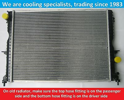 Brand New Radiator Land Rover Discovery Td5 2.5 Turbo Diesel 1998 To 2004