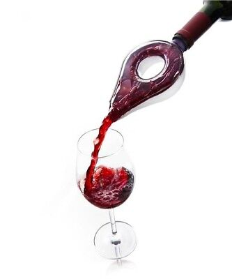 Vacu Vin Wine Aerator Pouring Spout Aerating Pourer