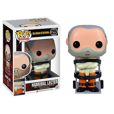 Funko PoP! Movies Silence of the Lambs Hannibal Lector Figure